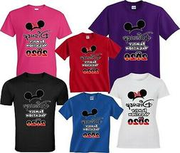 2020 DISNEY FAMILY VACATION T-SHIRTS DISNEY CUTE  ALL SIZES
