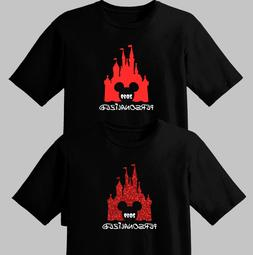 2019 Disney Family Vacation Matching Shirts Personalized Tee