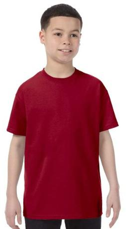 Gildan 5000B - Classic Fit Youth T-shirt Heavy Cotton - Firs