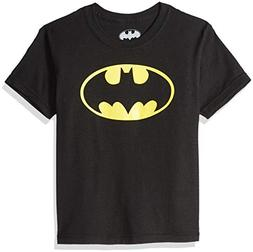Batman Glow Ink Classic Logo Youth T-Shirt XL