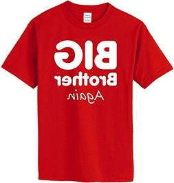 Big Brother, Again T-Shirt~Red~Youth-SM