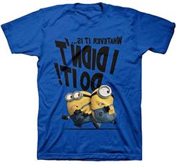 Bio World Despicable Me 2 Whatever It Is.I Didn't Do It Yout