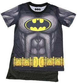 Bioworld Batman Youth Boys Sublimated Cape Costume T-Shirt