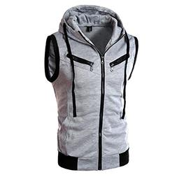 Clearance Sale! Wintialy Fashion Men's Summer Casual Hooded