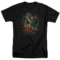 Jurassic Park - Clever Girl T-Shirt Size M