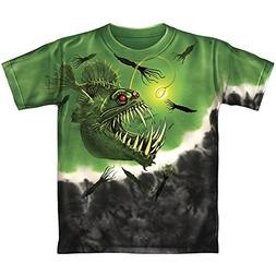 Dawhud Direct Angler Fish Youth Tee Shirt