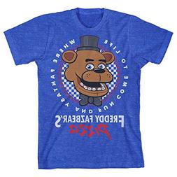 Five Nights At Freddys Pizza Boys Youth T-shirt Licensed