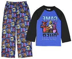 Five Nights at Freddy's Game Over Group Two Piece Youth Blue