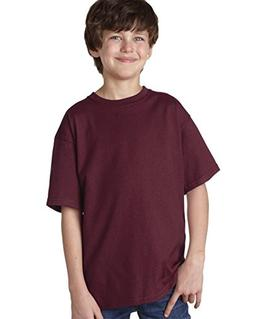 Fruit of the Loom Youth Lofteez Preshrunk Jersey T-Shirt, Ma