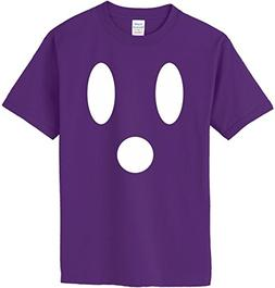 Ghost Face T-Shirt~Purple~Youth-MD
