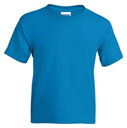Gildan Dryblend Youth T-Shirt, Jade Dome, Large