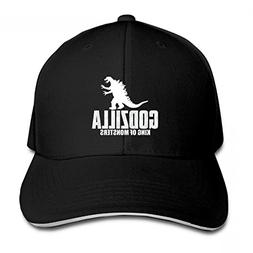 GodziillaKing of The Monsters 2018 Baseball Cap Adjustable S