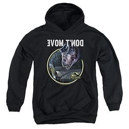 Jurassic Park Dont Move Unisex Youth Pull-Over Hoodie for Bo