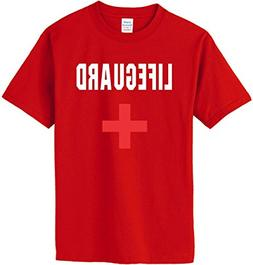 LIFEGUARD T-Shirt~Red~Youth SM