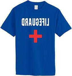 LIFEGUARD T-Shirt~Royal Blue~Youth SM