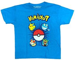 Pokmon Youth Short Sleeve T-Shirt Small 8