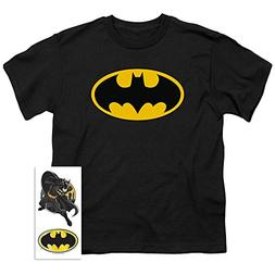 Popfunk Batman Classic Logo Youth T Shirt