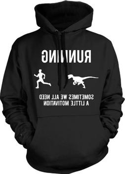 Running Motivation Sweater Funny Running T shirts Sarcasm Hu