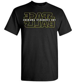 Space Balls The Schwarts Awakens T-Shirt Mens Adult Unisex T