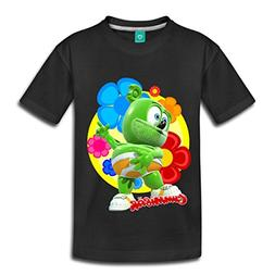 Spreadshirt Gummibär Flowers Gummy Bear Toddler Premium T-S