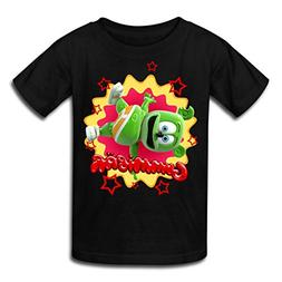 Spreadshirt Gummibär Starburst Gummy Bear Kids' T-Shirt, Yo