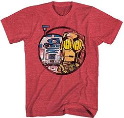 Star Wars Hardware Droids Youth T-Shirt