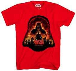 Star Wars Rogue One Empire Visions Youth T-Shirt