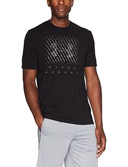 Under Armour Men's Bl Short Sleeve, Black /Anthracite, Small