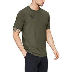 Under Armour Men's Freedom Eagle Arrows T, Marine Od Green /