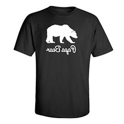 We Match! Papa Bear  Adult T-Shirt