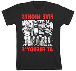 Youth: Five Nights at Freddys- Character Kids T-Shirt Size Y