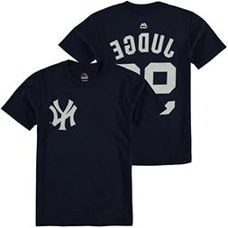 Majestic Aaron Judge New York Yankees #99 MLB Youth Player T