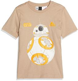adidas Kids Boys Tshirt Star Wars Young Tee Training Youth T