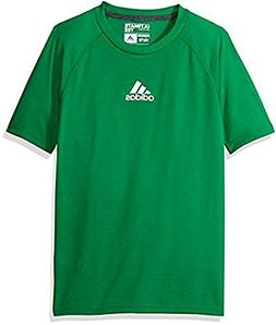 adidas Youth Boys' Ultimate Short-Sleeved Performance T-Shir