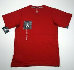 "Nike AIR JORDAN Retro Boys ""Jumpman"" T Shirt Youth size XL T"