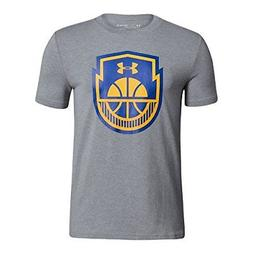 Under Armour Apparel Boys Basketball Icon T-Shirt- Pick SZ/C