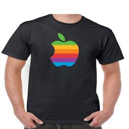 Apple T Shirt Logo Mac Men's And Youth Sizes