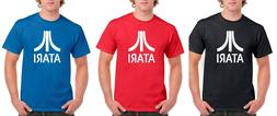Atari Logo T Shirt Mens and Youth Sizes Games Console