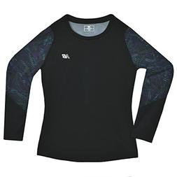 New Balance Kids Little Girls' Long Sleeve Performance Tee,