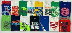Boy's Little Youth Nike The Nike Tee Athletic Cut Cotton T-S