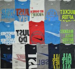 Boy's Youth Nike The Nike Tee Athletic Cut Cotton T-Shirt