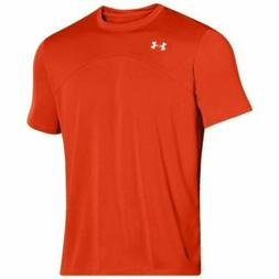 Under Armour Boys Golazo Soccer Jersey T-Shirt Orange Youth