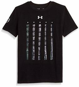 Under Armour Boys' Heater 5 Star T-Shirt