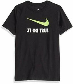 Nike Boys' Tee Just Do It Swoosh