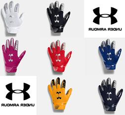 Under Armour Boys' Youth Kids UA F7 Football Sticky Catching