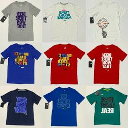 Nike Boys Youth The Nike Tee / Cotton Athletic Graphic T Shi