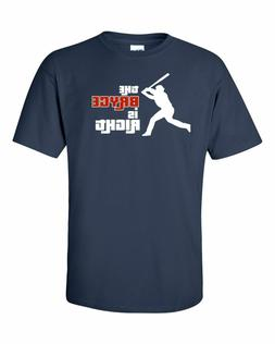 "Bryce Harper Washington Nationals ""The Bryce Is Right"" T-shi"