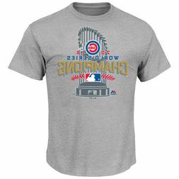 Chicago Cubs Majestic Youth 2016 World Series Champions Lock