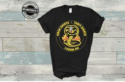 Cobra Kai T-shirt! Youth & Adult sizes available