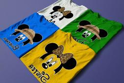 Disney Mickey and Minnie 2019 Love T-Shirts for Couples! Hea